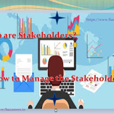 Stake holder Management and Analysis