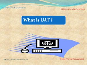 What is UAT (User Acceptance Test)?